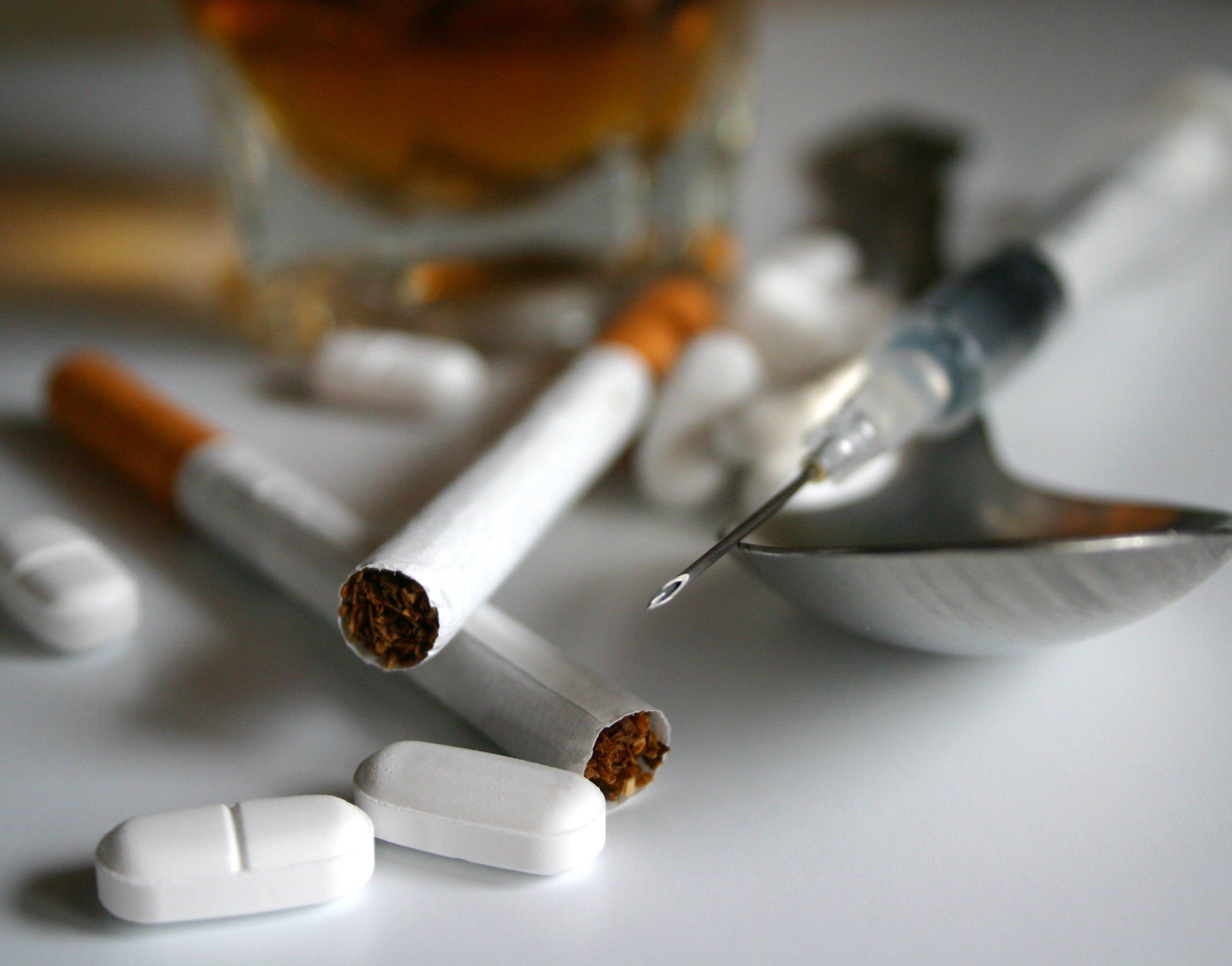 Ο πόλεμος κατά των ναρκωτικών και η πανδημία της ηπατίτιδας C