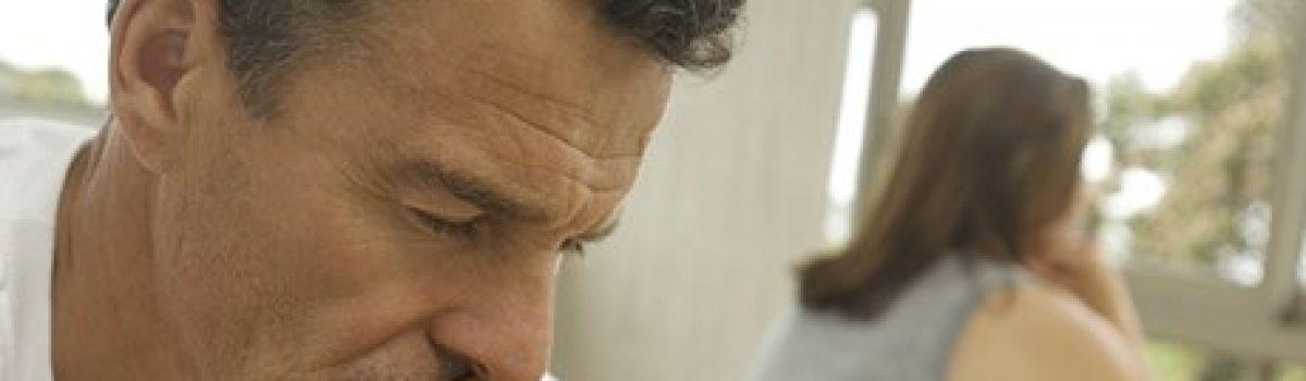 Οι περισσότεροι άνδρες με στυτική δυσλειτουργία παραμένουν χωρίς θεραπεία